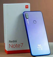 Смартфон Xiaomi Redmi Note 7 Global Version, 4 Гб ОЗУ, 64 Гб ПЗУ,  Snapdragon 660 Blue