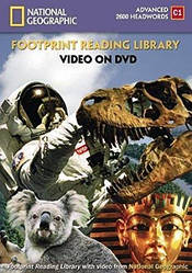 Footprint Reading Library 2600 C1 DVD