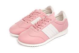 Кросівки жіночі Casual classic 40 Pink-white 822-3 50, КОД: 1159892