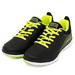 Жіночі кросівки Gofin 39 Black-Green L017-1-39, КОД: 1162885