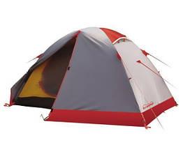 Палатка туристическая двухместная Tramp Peak 2 V2 TRT-025 Серый iz00054, КОД: 1210566