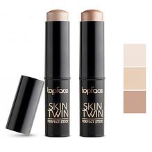 Хайлайтер-стик TopFace Skin Twin Perfect Stick PT-560