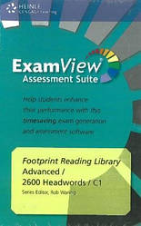 Footprint Reading Library 2600 C1 ExamView