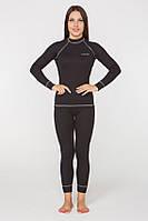 Термобелье повседневное женское Radical Rock S Черный с серым r0408, КОД: 1191725
