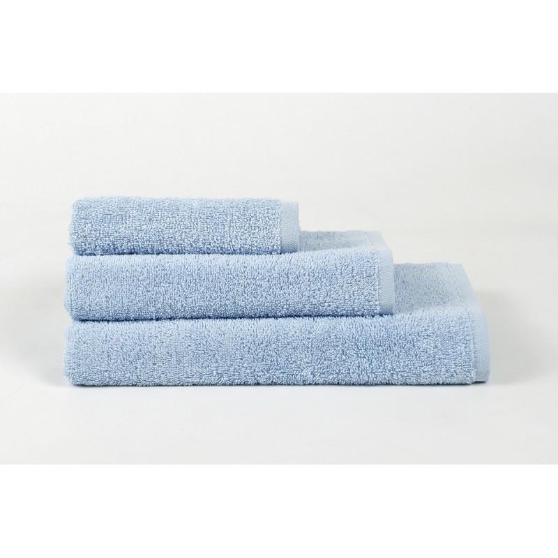 Полотенце Lotus Отель - Голубой 70*140 оптом