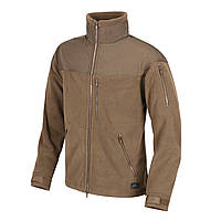 Куртка флисовая Helikon-Tex® CLASSIC ARMY Jacket - Fleece - Койот
