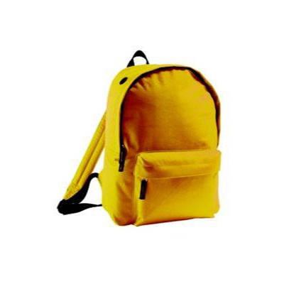 Рюкзак SOL'S RIDER Желтый