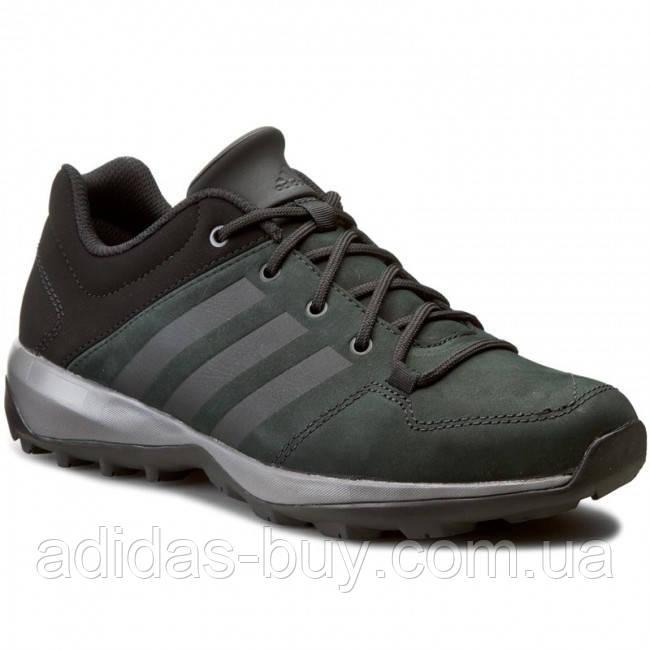 Кроссовки мужские adidas Daroga Plus Lea оригинал кожаные осенние
