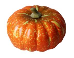 Большая тыква на Хэллоуин 20 см