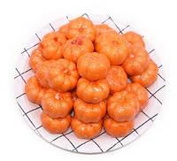 Маленькие тыквы на Хэллоуин 5 см (3шт)