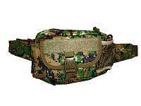 Сумка на пояс тактическая Спартак N02220 Pixel Камуфляж 007416, КОД: 950375