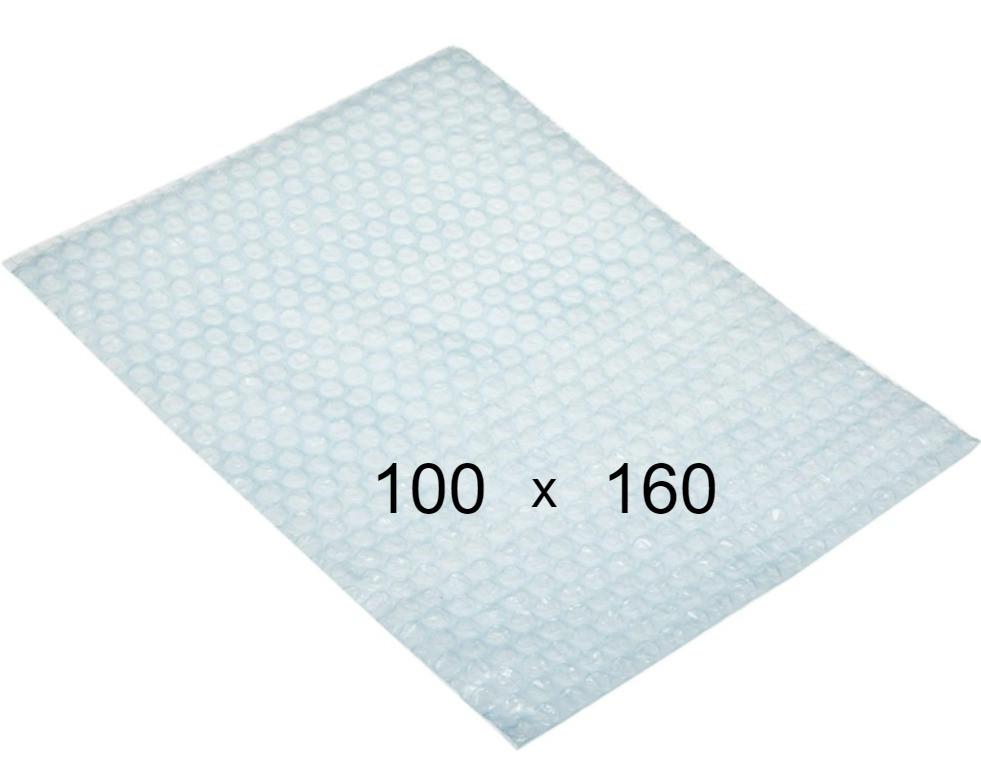 Пакеты из воздушно пузырчатой пленки - 100 × 160 / 100 шт