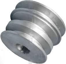 Шкив 3-х ручейковый (профиль А) 19 мм внутренний; 76 мм-наружный ( 168 F ;170-F) (6,5 л.с.-7 л.с.)