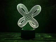 Светильник 3D 3DTOYSLAMP Цикличность, КОД: 385715