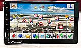 Автомагнитола Pioneer PI707 2DIN, 7'',GPS, Android 8.1,WIFI, FM 2/16GB, фото 2