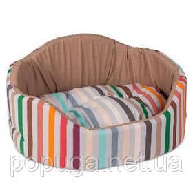 Лежак для собак «Коралл 1», 46*36*24 см