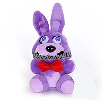5 ночей с Фредди Плюшевая мягкая игрушка Кошмарный Бонни Аниматроники. Фнаф fnaf, фото 1