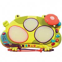 Музыкальная игрушка – Кваквафон Battat (свет, звук)