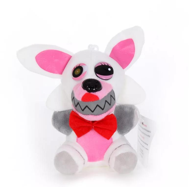 Мягкая плюшевая игрушка 5 ночей с Фредди Кошмарный Мангл. Фнаф fnaf