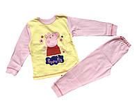 """Дитяча піжама для дівчинки """"Pepa Pig"""" (Свинка Пепа)"""