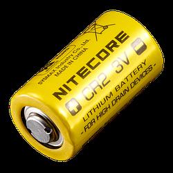 Батарейка литиевая Lithium CR2 Nitecore 3V (850mAh)
