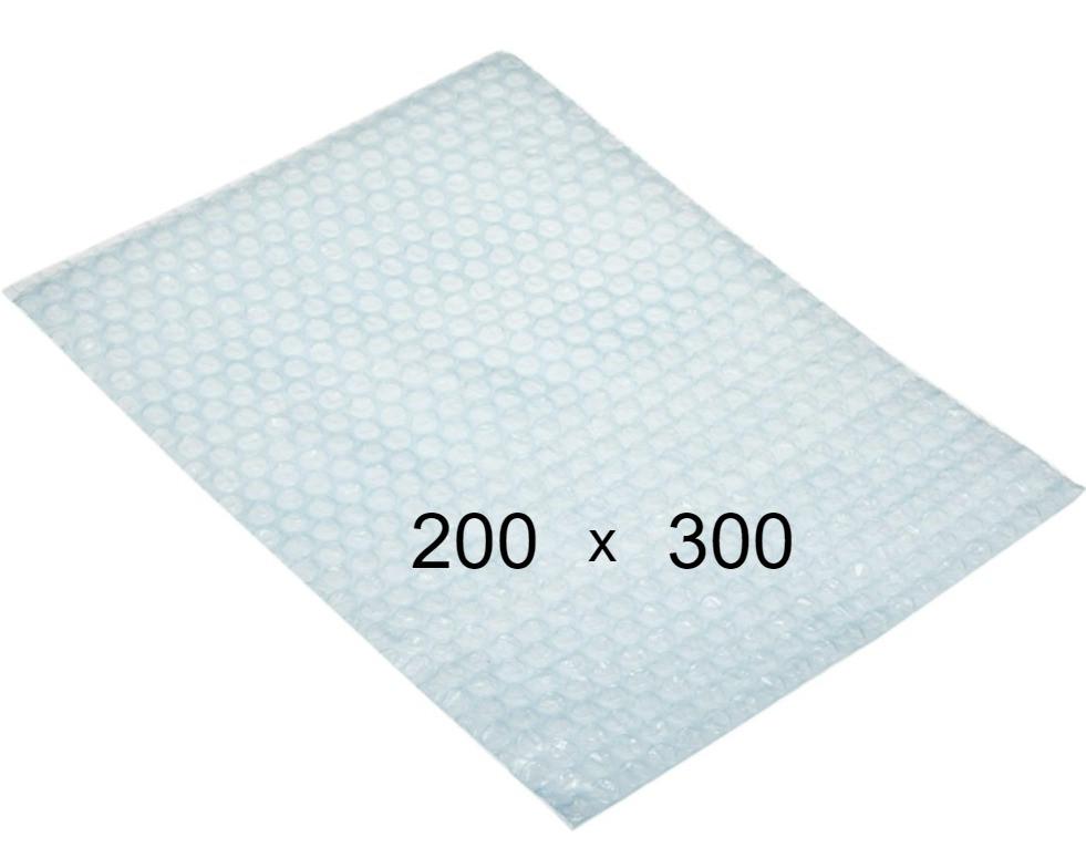 Пакеты из воздушно пузырчатой пленки - 200 × 300 / 100 шт
