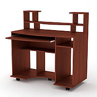 Стол компьютерный комфорт-1 Компанит Яблоня, КОД: 140802