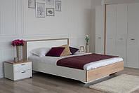 Кровать Embawood Альба 1600 Дуб сономо
