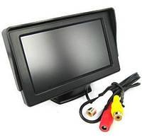 Монитор для камеры заднего вида Terra LCD Color 5 дюймов Черный FL-21, КОД: 293196