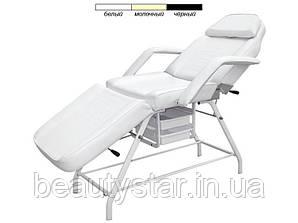 Кушетка косметологическая с лотками, кресло-кушетка косметологическая мод.262