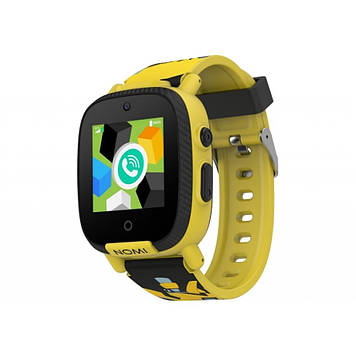 Смарт-часы Nomi Kids Transformers W2s Yellow
