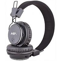 Беспроводные наушники Bluetooth NIA Q8 + MicroSD встроенный плеер R0212, КОД: 1249457