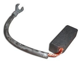 Щётка ЭГ2А 12,5х12,5х32 К4-2 электрографитовая