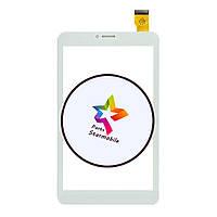 Оригинальный сенсор для планшета Nomi C070011 Corsa2 с 2.5 D 7 3G (108*183), белый (#JM70F-62)