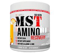 Аминокислоты БЦАА MST Nutrition Amino Recovery 400 грамм