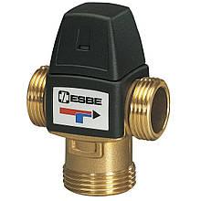 Термостатический клапан ESBE VTA322 1″ 30-70°С