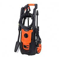 Мойка высокого давления NAC PWE180-LN Черно-оранжевый, КОД: 1164428