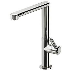 IKEA LOVSKAR Змішувач для ванни, хром (103.430.69)