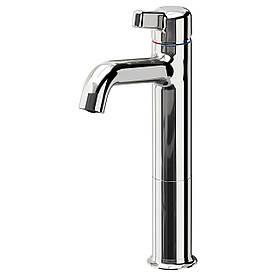 IKEA VOXNAN Смеситель для ванной, высокий, хром  (603.430.57)
