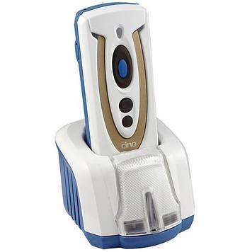 Сканер штрих-кода CINO PA670BT-HD-ISS 2D, BT, USB, white (14181)