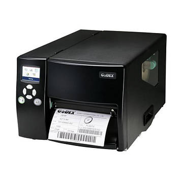 Принтер этикеток Godex EZ6350i USB, ethernet, RS232, 300dpi (16099)