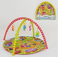 Коврик игровой Small Toys 604-4В 5 подвесок 2-80111, КОД: 1250478