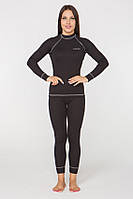 Термобелье повседневное женское Radical Rock 3XL Черный с серым r0413, КОД: 1191804
