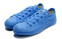 Кеды Converse All Star Ox Optical 35 Синие MVB20604197-35, КОД: 1047792