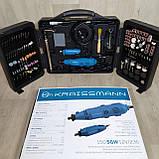 Premium Гравер KRAISSMANN 150SGW12V/236 в кейсі, фото 2