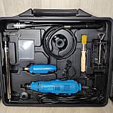 Premium Гравер KRAISSMANN 150SGW12V/236 в кейсі, фото 7