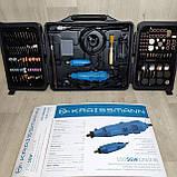 Premium Гравер KRAISSMANN 150SGW12V/236 в кейсі, фото 8