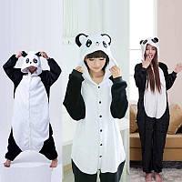 "Детский костюм Кигуруми ""Веселая панда"""
