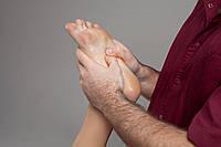 Высококлассный массаж ног (стоп) в салоне Baldini