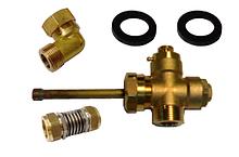 Система подключения для 9 гелиоколлекторов ES2, EM2